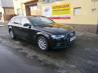 Audi A4 AVANT 2.0 TDI 110 KW AUOTMAT kombi