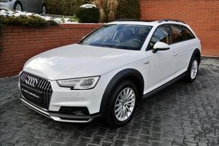 Audi A4 Allroad 2,0 TDI QUATTRO,ACC,PANORAMA,NEZÁVISLÉ kombi nafta