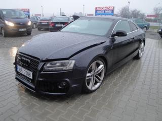 Audi A5 3.0 TDI S-Line  QUATTRO kupé
