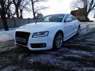 Audi A5 3.0 TDi Quatt. S-Line, Bang&Olufsen kupé