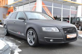 Audi A6 2.8 FSi Avant Servisní kniha kombi