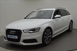 Audi A6 3,0 TDi 180kW S-LINE VZDUCH Q. kombi nafta