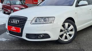 Audi A6 3,0 Tdi Sline TOP STAV kombi