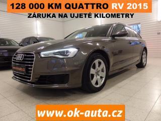 Audi A6 3.0 TDI QUTTRO 128 000 KM-DPH kupé