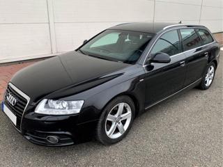 Audi A6 3.0 TDI, 176KW,4X4, S-LINE kombi