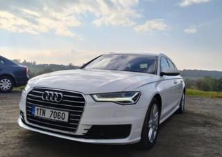Audi A6 AVANT QUATTRO 3.0 TDI 200KW. kombi
