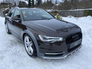 Audi A6 Allroad 3.0 TDI 180kW S tronic kombi