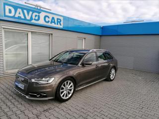 Audi A6 Allroad 3,0 TDI 230 kW Quattro Tiptronic kombi nafta