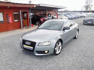 Audi A5 2.7 TDi kupé nafta