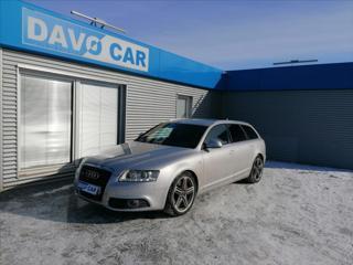 Audi A6 3,0 TDI Quattro Aut. S-line AVANT kombi nafta