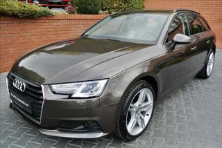 Audi A4 2,0 TDI 140KW QUATTRO S-TRONIC,VIRTUAL,PANORAMA,NEZÁVI kombi nafta
