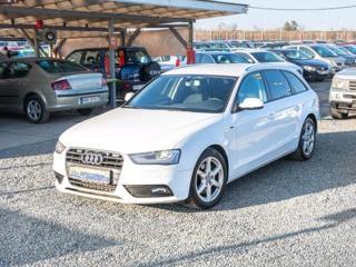 Audi A4 3.0 TDi kombi nafta