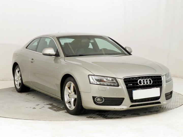 Audi A5 3.0 TDI 176kW kupé nafta