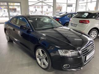Audi A5 2,0   G.O. MOTORU PĚKNÝ STAV kupé benzin