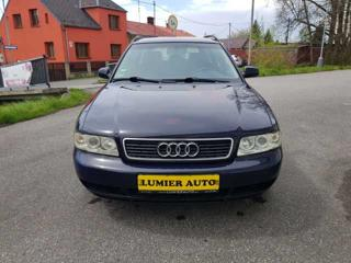 Audi A4 1.6 74kw klimatronik, tažné kombi benzin