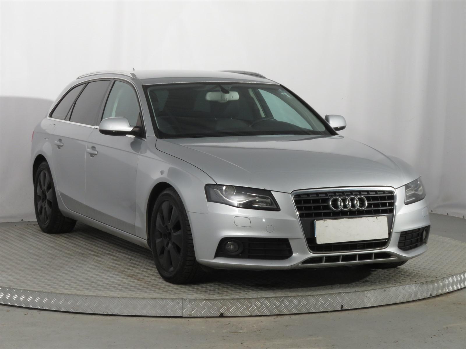 Audi A4 2.7 TDi 140kW kombi nafta