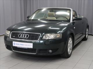 Audi A4 1,8 Cabrio quattro,CZ kabriolet benzin