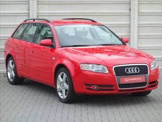 Audi A4 2,0 TDi 103kW Xenon AT ČR serv.kniha 16V PD Multitronic kombi nafta