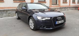 Audi A6 3.0TDI QUAT.ASIST.ADAPT.WEBASTO kombi