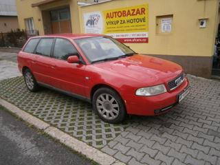Audi A4 1.6 16V AVANT kombi