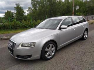 Audi A6 3.0 TDi Avant quattro kombi nafta