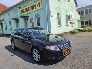 Audi A4 2,0TDi dig. klima, ALU KOLA, STK kombi
