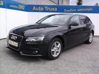 Audi A4 1,8 TFSi 118kW 1.majitel  Avant kombi benzin