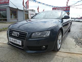 Audi A5 2.7 TDi Automat Line kupé nafta