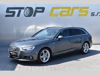 Audi A4 2.0 TDi Line kombi nafta