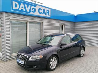 Audi A4 1,9 TDI 85kW Aut. klima kombi nafta
