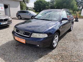 Audi A4 1.9 TDI AVANT ČR kombi
