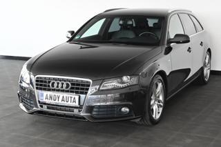 Audi A4 2.0TDI 125kW S-LINE ALCANTARA Záruk kombi