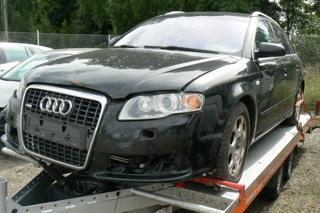 Audi A4 2.0 TDI Avant S-line kombi