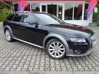 Audi A4 3.0 TDI 176kW ALLROAD! kombi