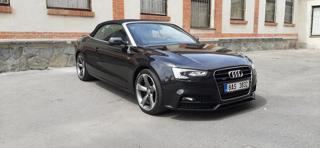 Audi A5 3.0TDI S-LINE-QUATTRO-ALCANT. kabriolet