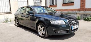 Audi A6 2.7TDI AUT-QUAT-NAVI -KUŽE-XENON kombi