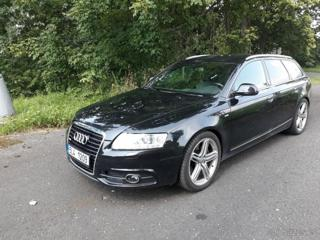 Audi A6 S-Line (Odpočet DPH) kombi