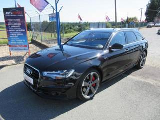 Audi A6 3.0 TDi Avant quattro Line kombi nafta