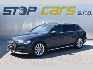 Audi A6 Allroad 3.0 TDi kombi nafta