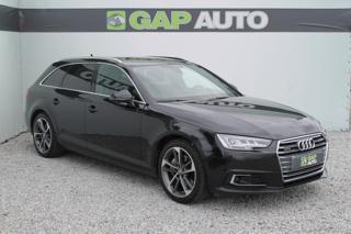 Audi A4 2.0TDi Quattro,ČR,2.maj.Serv.kn.DPH kombi