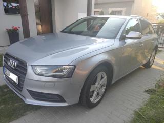 Audi A4 2.0 TDi 110 kW,  pěkná kombi