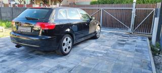 Audi A3 2.0FSI AUTOMAT Sportback,KŮŽE,BÖSE, kombi