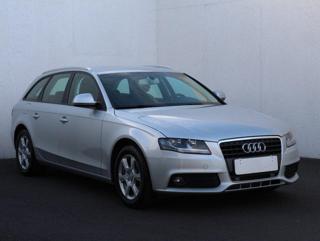 Audi A4 2.0 TDi, 1.maj, Serv.kniha kombi nafta