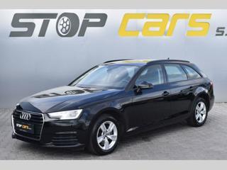 Audi A4 2.0 TDi Tronic kombi nafta