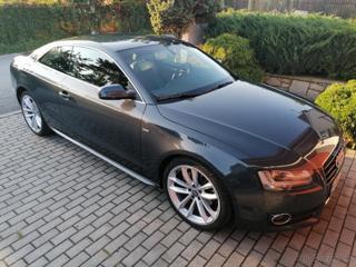 Audi A5 coupe, 2,0 TDI, 140 KW, manuál kupé