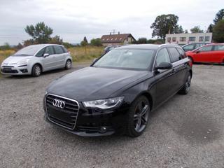 Audi A6 Avant 3.0 TDi V6, 150 kW kombi
