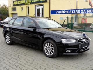 Audi A4 2,0 TDi *SERVISNÍ KNÍŽKA* kombi nafta