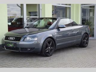 Audi A4 2,5TDI V6*KABRIO*120KW kabriolet nafta