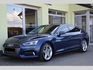 Audi A5 3,0TDi Q*S-LINE*WEBASTO*FULLED kupé nafta