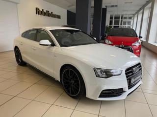 Audi A5 2,0 TDi, QUATTRO,2 x s-line,CZ kupé